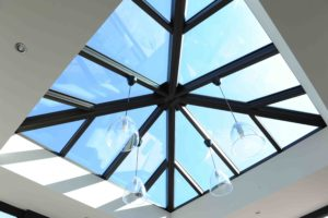 Image toit en verre